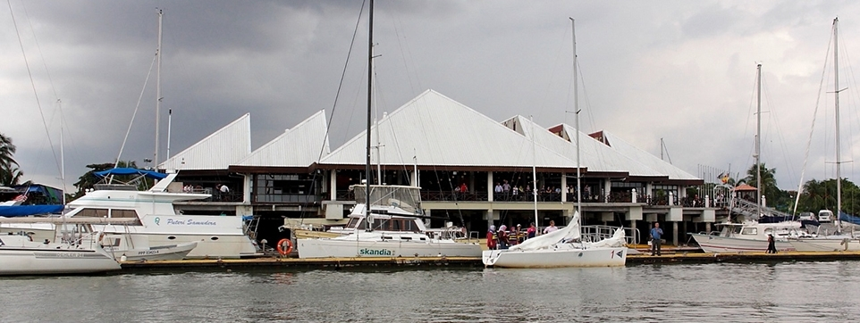 Living in KL? Learn to sail at Port Klang